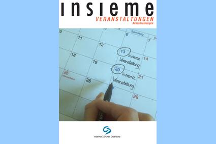 Titelbild Broschüre Veranstaltungen